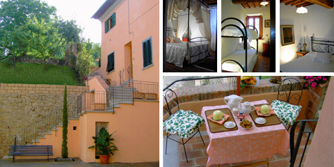 La Rocca Holiday Apartments, Your Tuscan Holiday
